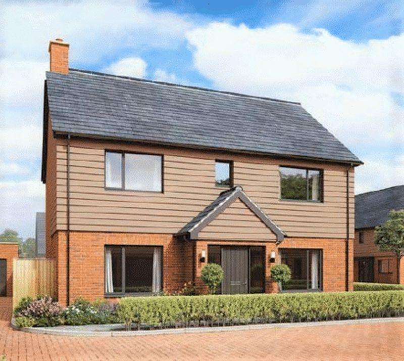 5 Bedrooms Detached House for sale in Newark Meadows, Honeythorn Close, Gloucester, GL2 5LU