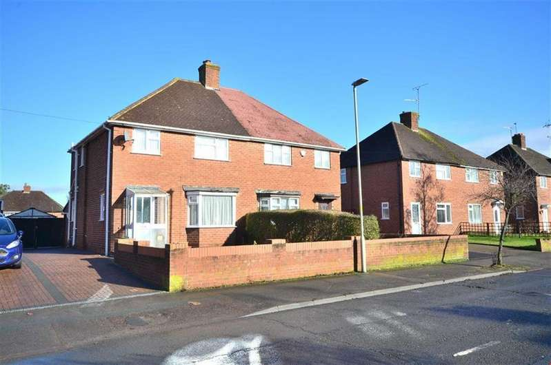 3 Bedrooms Semi Detached House for sale in Tuffley Lane, Tuffley, Gloucester, GL4