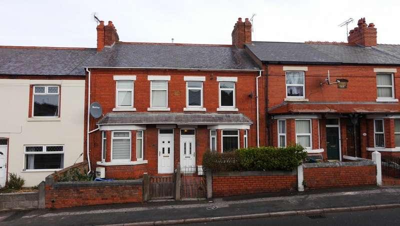 2 Bedrooms Terraced House for sale in Church Street, Connah's Quay