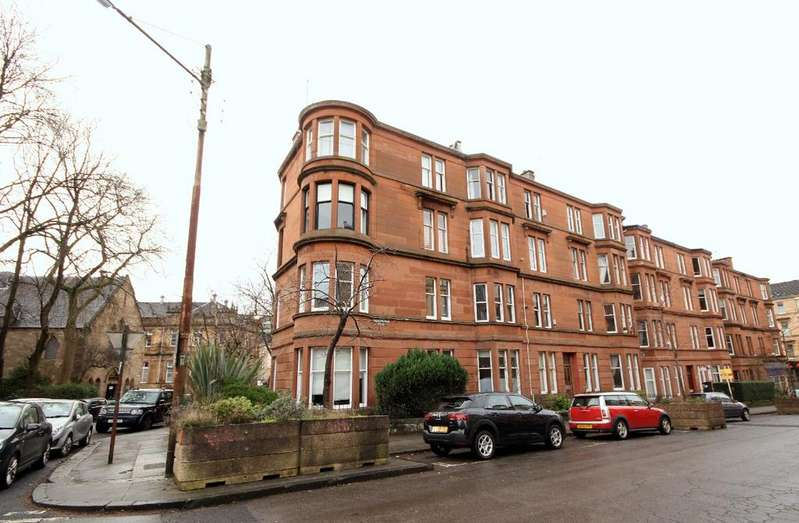 2 Bedrooms Flat for sale in West Princes Street, Flat 0/2, Glasgow G4