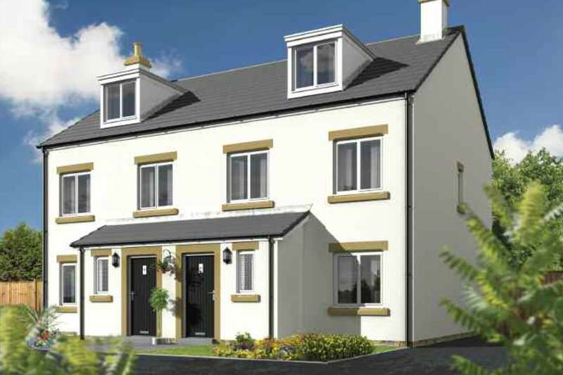 4 Bedrooms Semi Detached House for sale in Forge Manor, Forge Lane, Chinley, Sk23
