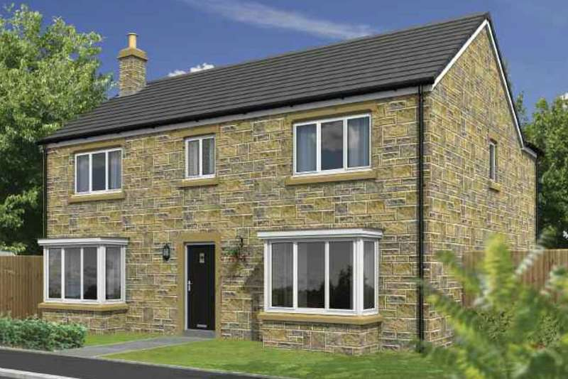 4 Bedrooms Detached House for sale in Forge Manor, Forge Lane, Chinley, SK23
