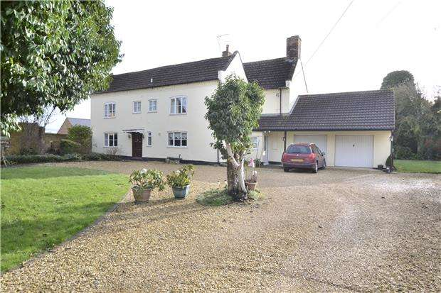 5 Bedrooms Detached House for sale in Fromebridge Lane, Whitminster, GLOUCESTER, GL2 7PD