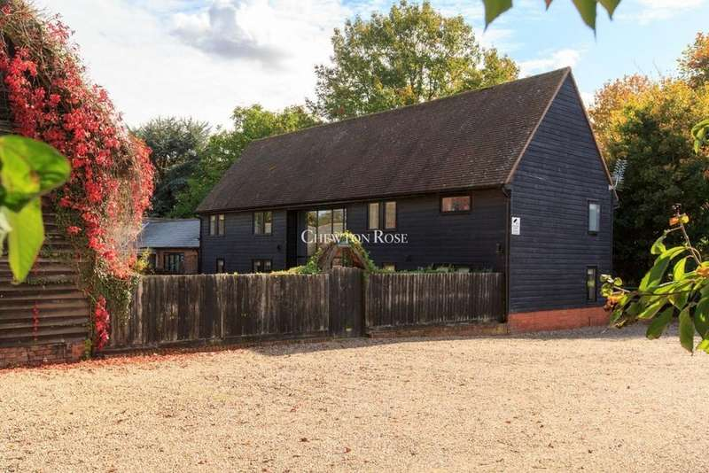 4 Bedrooms Detached House for sale in Badliss Hall Lane, Ardleigh