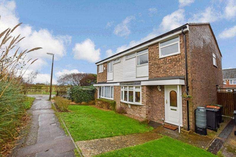 3 Bedrooms Semi Detached House for sale in Lincroft, Oakley Village