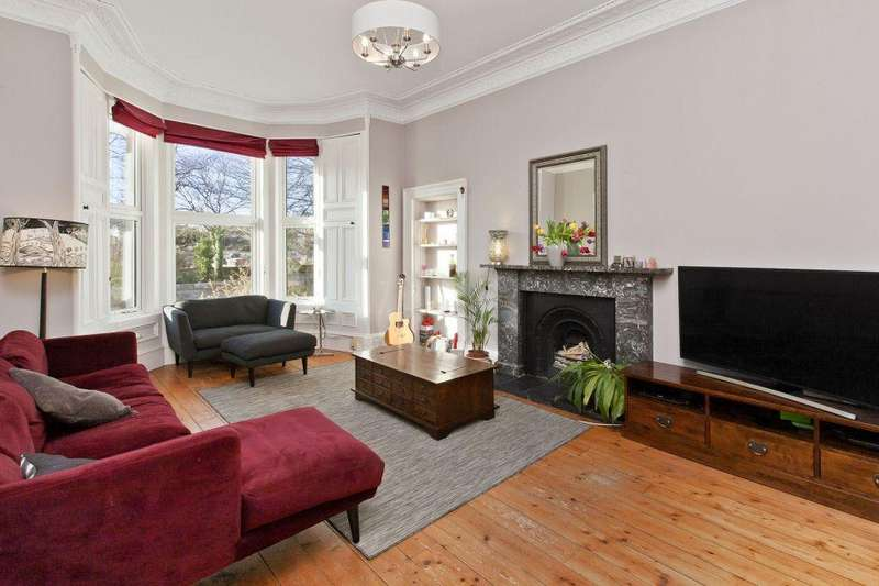 3 Bedrooms Ground Flat for sale in 8 Cameron Crescent, Newington, EH16 5LB