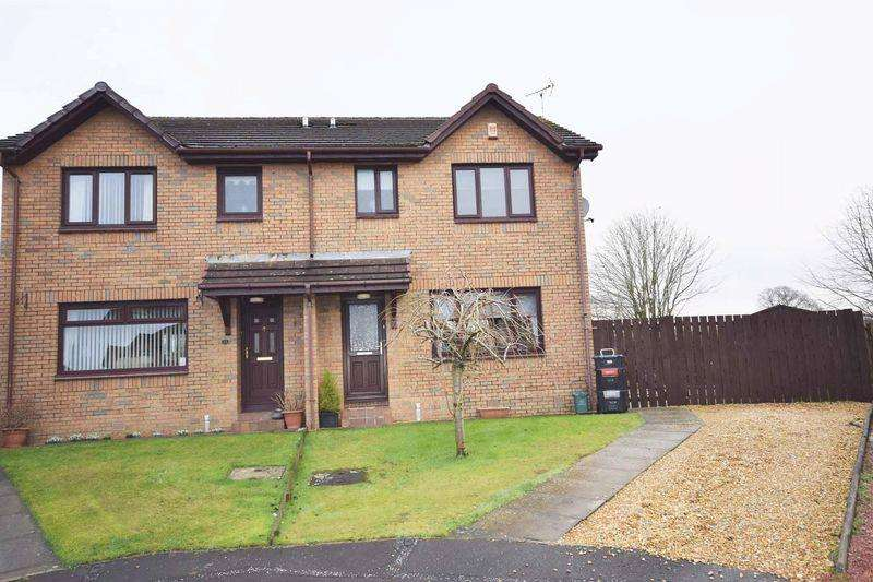 3 Bedrooms Semi-detached Villa House for sale in 20 Fernlea Avenue, Mauchline KA5 6BX
