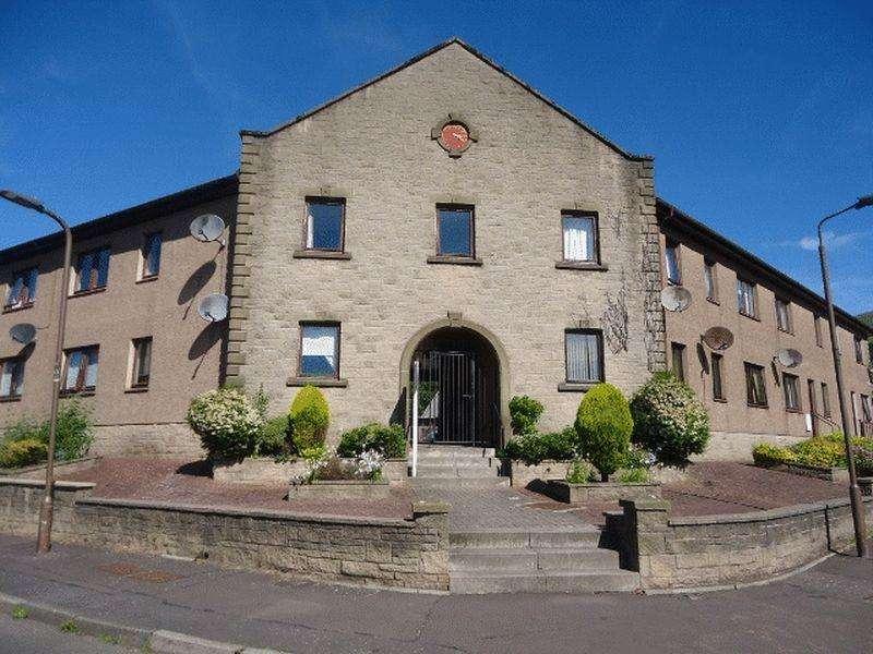 2 Bedrooms Apartment Flat for sale in Scott Court, Alva