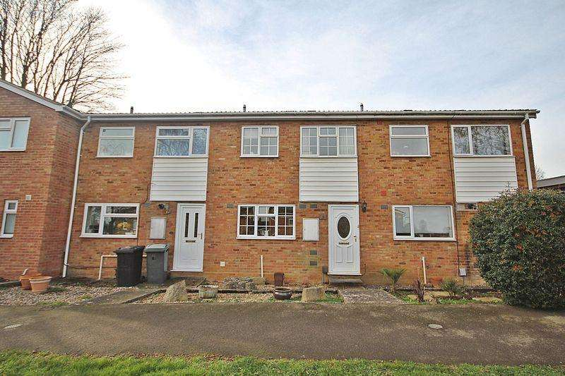 2 Bedrooms Terraced House for sale in Falcon Crescent, Flitwick