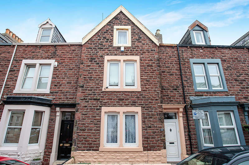 3 Bedrooms Property for sale in Lawson Street, Maryport, CA15