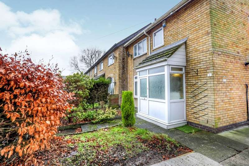 2 Bedrooms Semi Detached House for sale in Tawton Avenue, Hyde, SK14