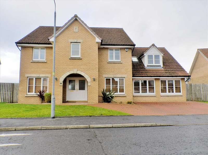 6 Bedrooms Detached House for sale in Fitzroy Grove, Jackton, JACKTON