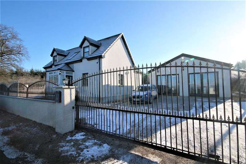 4 Bedrooms Detached House for sale in Greengairs Road, Greengairs, Greengairs