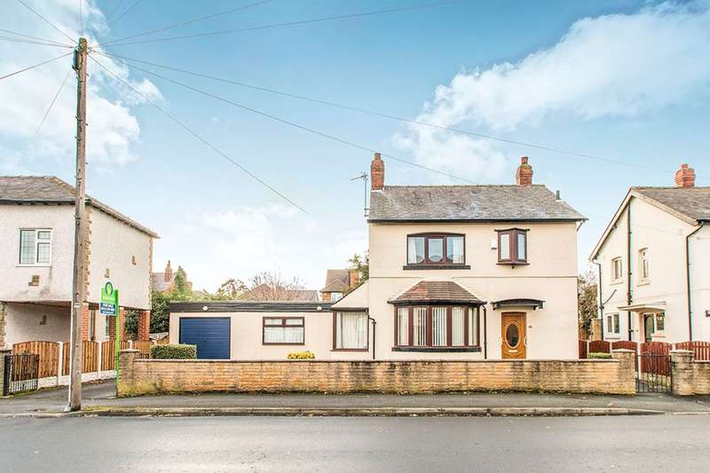 4 Bedrooms Detached House for sale in Grovehall Drive, Leeds, LS11