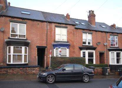 3 Bedrooms Terraced House for sale in Ranby Road, Sheffield, South Yorkshire