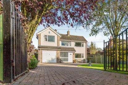 4 Bedrooms Detached House for sale in Bradfield, Manningtree, Essex