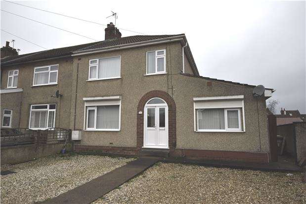 3 Bedrooms End Of Terrace House for sale in Green Dragon Road, Winterbourne, Bristol, BS36 1HE