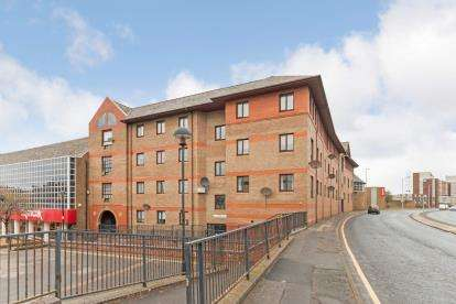 2 Bedrooms Flat for sale in River Street, Ayr