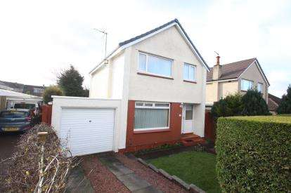 3 Bedrooms Detached House for sale in Balmuildy Road, Bishopbriggs