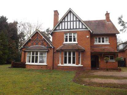 6 Bedrooms Detached House for sale in St. Catherines Road, Blackwell, Bromsgrove