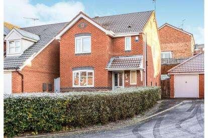 3 Bedrooms Detached House for sale in Wilmot Gardens, Dudley, West Midlands