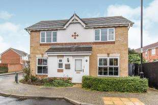 3 Bedrooms Detached House for sale in Cheldoc Rise, St. Marys Island, Chatham, Kent
