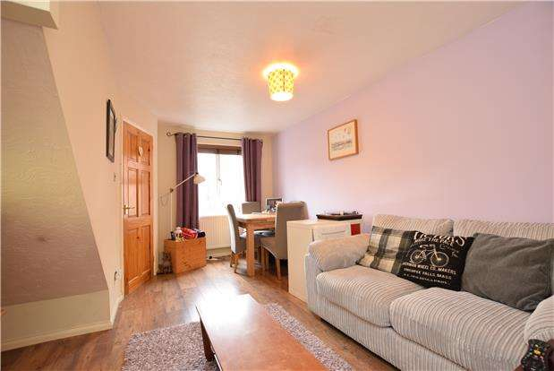 2 Bedrooms Terraced House for sale in Roegate Drive, St. Annes Park, BRISTOL, BS4 4DX