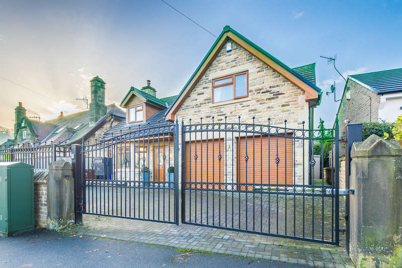 3 Bedrooms Detached House for sale in 5a Bushey Wood Road, Dore, S17 3QA