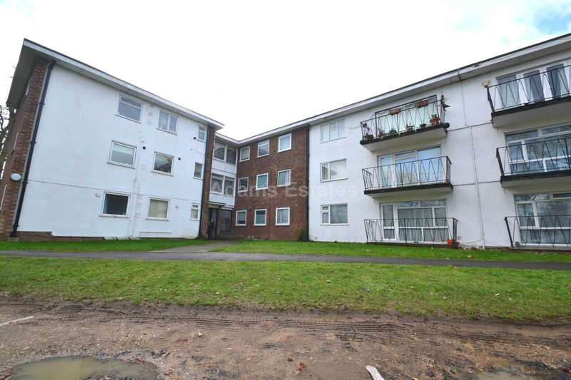 2 Bedrooms Flat for sale in Copperdale Close, Earley