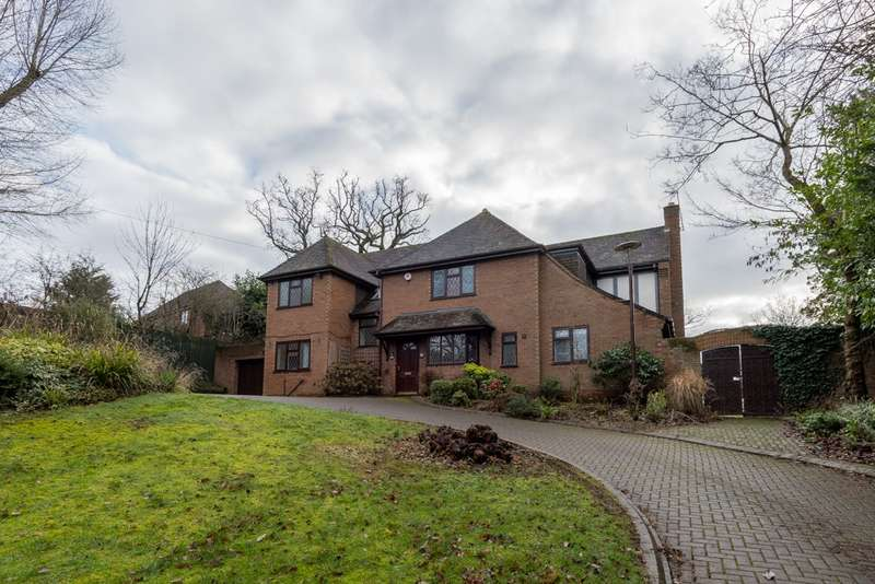 5 Bedrooms Detached House for sale in Rednal Road, Kings Norton, Birmingham, B38