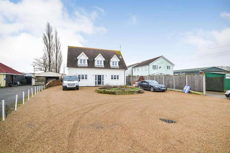 4 Bedrooms House for sale in Foxhall Road, Steeple, Southminster