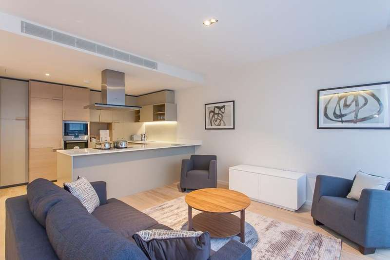 3 Bedrooms Apartment Flat for sale in Arthouse, York Way, King's Cross N1C