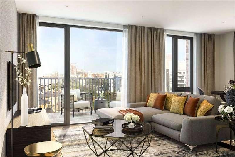 3 Bedrooms Flat for sale in Snow Hill Wharf, Shadwell Street, Birmingham City Centre, Birmingham, B4