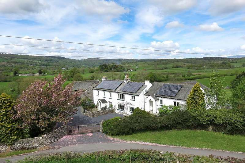 7 Bedrooms Detached House for sale in Town End, Crosthwaite, Kendal