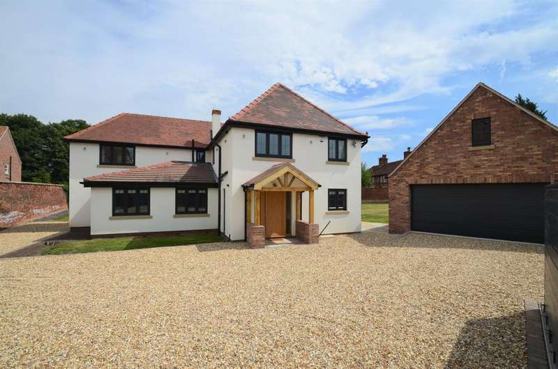 4 Bedrooms Detached House for sale in Sunningdale, Barnby Moor, DN22 8QS