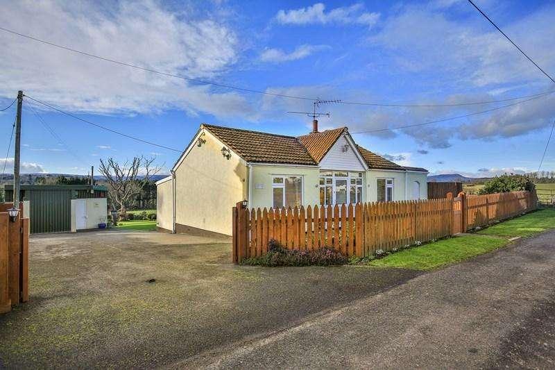 3 Bedrooms Detached Bungalow for sale in Raglan, Usk