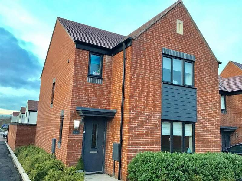 3 Bedrooms House for sale in Whitehead Grove, Telford