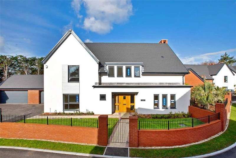 5 Bedrooms Detached House for sale in Ark Royal Avenue, Exeter, Devon, EX2