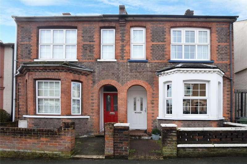 3 Bedrooms Semi Detached House for sale in St James Road, Watford, Hertfordshire, WD18