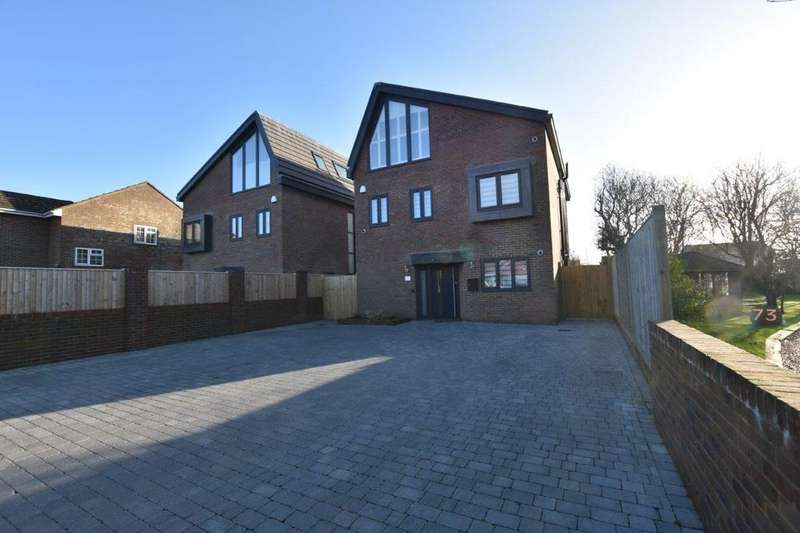 6 Bedrooms Detached House for sale in Telscombe Road, Peacehaven, East Sussex