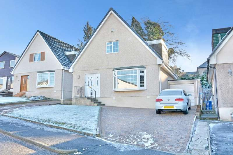 4 Bedrooms Detached House for sale in 31 Ballater Drive, Paisley, PA2 7SH