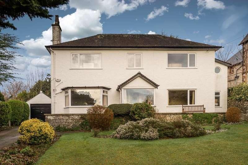 4 Bedrooms Detached House for sale in Mairon, 98 Kentsford Road, Grange-Over-Sands, Cumbria, LA11 7BB