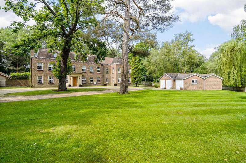 7 Bedrooms Detached House for sale in Coombe Lane, Ascot, Berkshire, SL5