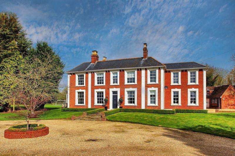 6 Bedrooms Detached House for sale in Horsham, West Sussex