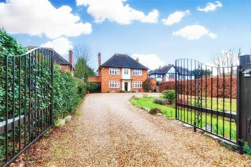 5 Bedrooms Detached House for sale in Slough Road, Datchet, Berkshire