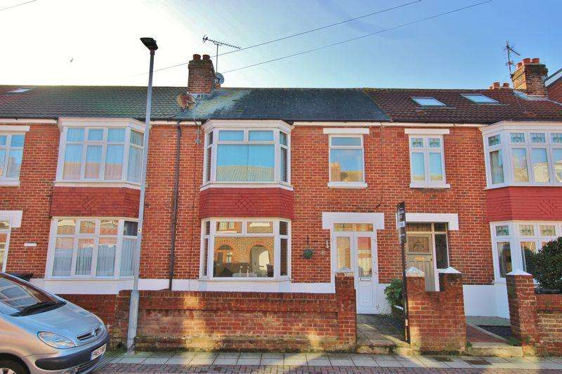 3 Bedrooms Terraced House for sale in Jenkins Grove, Portsmouth