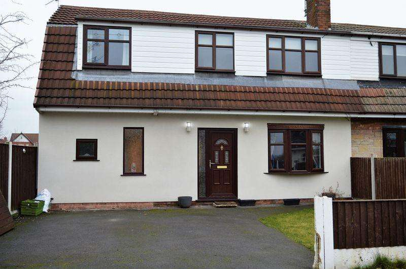 4 Bedrooms Semi Detached House for sale in Martland Avenue, Lowton, WA3 2QT