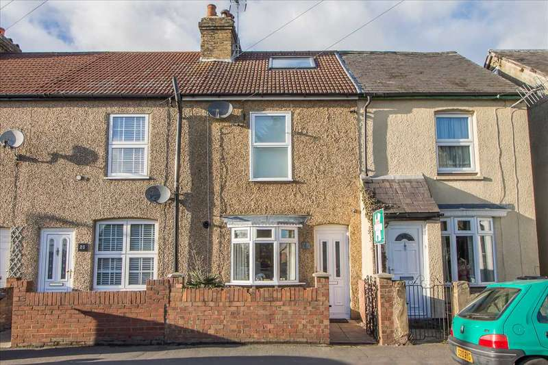 3 Bedrooms Terraced House for sale in Rye Road, Hoddesdon