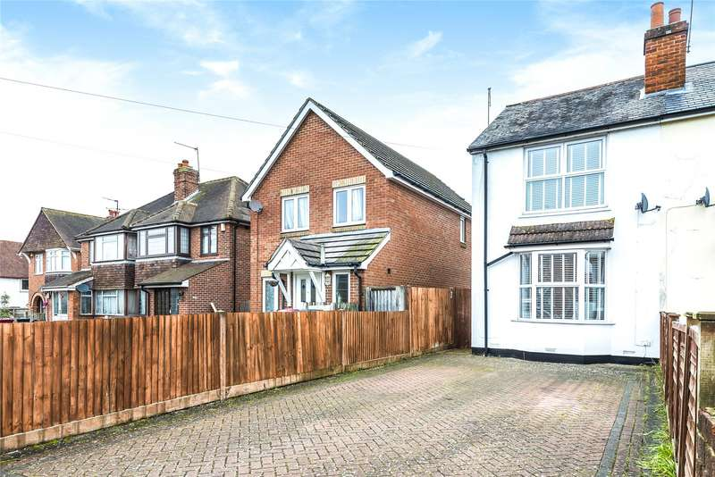 3 Bedrooms Semi Detached House for sale in Whitley Wood Lane, Reading, Berkshire, RG2