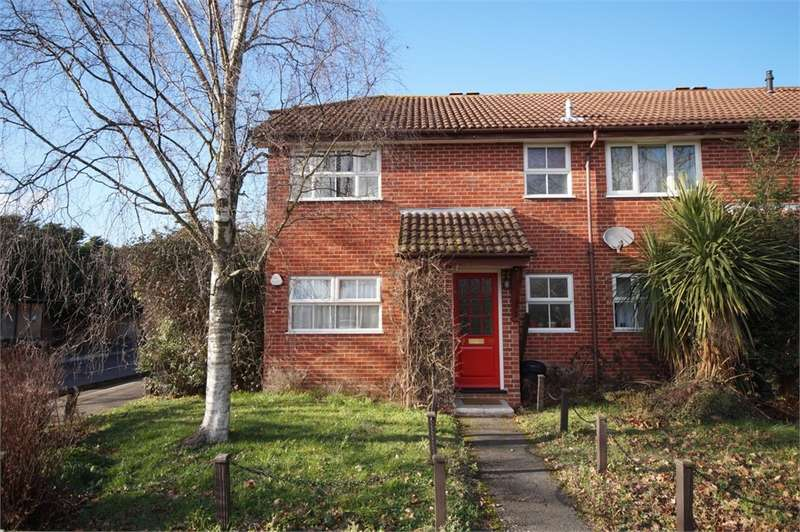 1 Bedroom Maisonette Flat for sale in Driftway Close, Lower Earley, READING, Berkshire